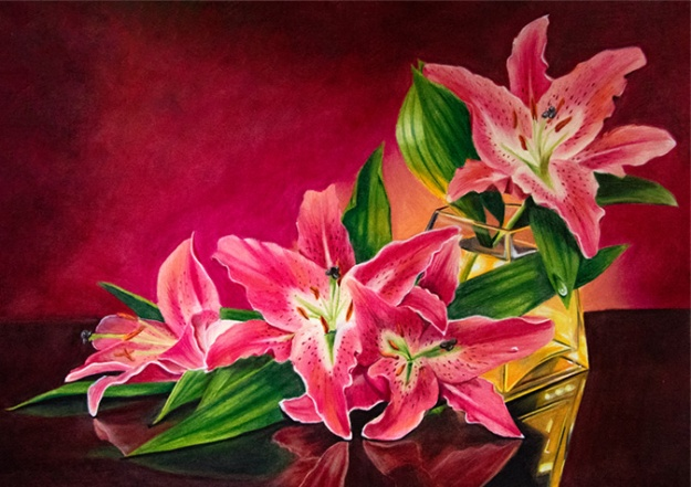 lillies for web